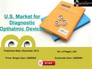 U.S. Market for Diagnostic Opthalmic Devices