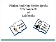 Explore Online Bookstore Of Friction And Non Friction Books