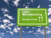 Lean Manufacturing PowerPoint Content