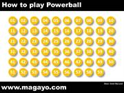 How to Play & Win Powerball