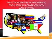 Type two diabetes in the hispanic population- English version final