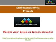 Machine Vision Systems Market