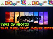 Types of Photos That Make Great Canvas Prints