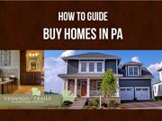 Real Estate Agents in PA – Venango Trails