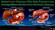 Herbal Liver Cleanser Pills Help Prevent Liver Damage From Alcohol And