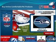 Buy Online Dog Jerseys, Collar and Leashes