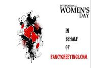 International Womens Day Greetings and Wishes@ Fancygreetings.com