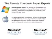 Best services computer repair, virus removal and pc repair