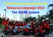 Naturally Plus Indonesia: Foto-Sea Convention-Malaysia-Campaign-2013
