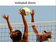 Volleyball Shorts To Win The Game