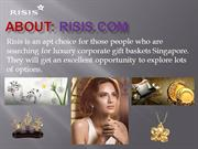 Luxury corporate gift baskets Singapore