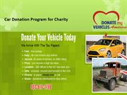 Fast Easy and Secure way to Donate a Car for Charity