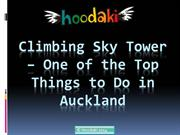 Climbing Sky Tower – One of the Top Things to Do in Auckland
