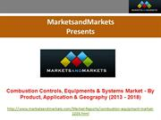 Combustion Controls Market