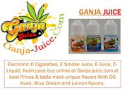 Ganja Juice - Sampler Packs