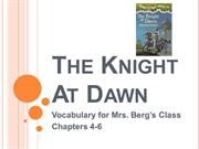The Knight At Dawn 4-6 (2)