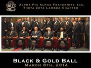 Ann Arbor Alpha's 2014 Black & Gold Scholarship Ball Slidehow