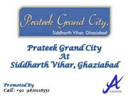 Prateek Grand City Ghaziabad Contact Us 09810118351