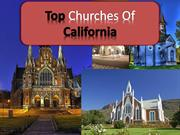 Top baptist churches in california