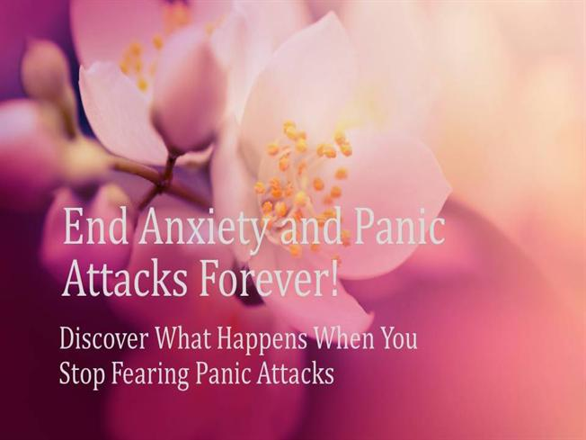 how to end anxiety forever