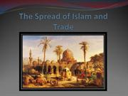 The Spread of Islam and Trade