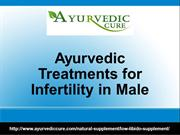 Ayurvedic Treatments for Infertility in Male