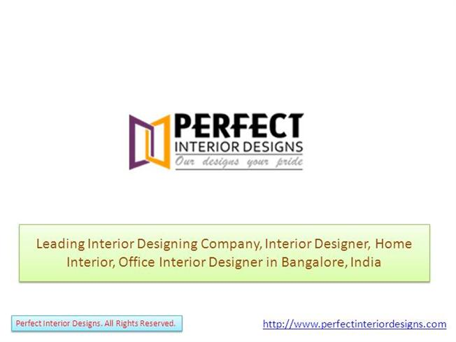 Office Interior Designers - Interior Design Company - in Bangalore ...
