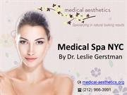 Medical-Aesthetics Medical Spa NYC