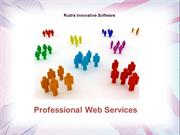 Rudra Innovative Software - web designing & development agency