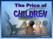 The Price Of Children