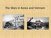 The Wars in Korea and Vietnam