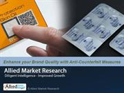 Global Anti-Counterfeit Packaging Market - Food And Pharmaceuticals (T