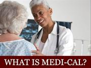 What is Medi-cal?