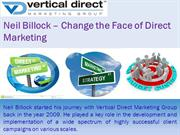 Neil Billock – Change the Face of Direct Marketing