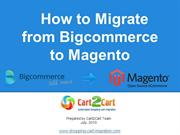 How to Migrate from BigCommerce to Magento
