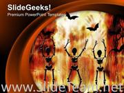 HALLOWEEN POWERPOINT BACKGROUND
