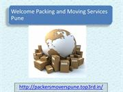 Welcome Packers and Movers Pune @ http://packersmoverspune.top3rd.in/