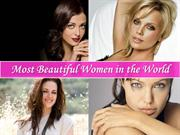 World's Most Beautiful Women