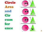 Circle Area and Circumference - video