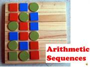 Arithmetic Sequences - video