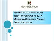Asia-Pacific Cosmeceuticals Industry Research Report