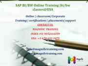 SAP BI-BW Online Training#bi-bw classes@USA