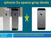 iPhone 5S Contracts- Best iPhone Deals To Suit Your Budget!