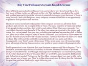 Buy Vine Followers to Gain Good Revenue