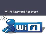 Wifi Password Recovery - Crack Wifi Pasword Quickly