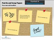 Powerpoint Post-it Notes