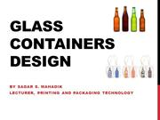 Glass Container Designs