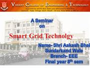 SHRI AKASH BHAI SUNDARKAND WALE [ SMART GRID TECHNOLOGY]