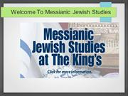 Messianic School of Theology