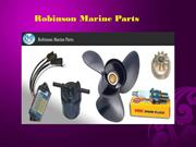 Robinson Marine Parts